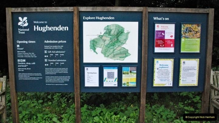 2021-08-20 National Trust Property Visit No.3. Hughenden, Buckinghamshire. (3) 003