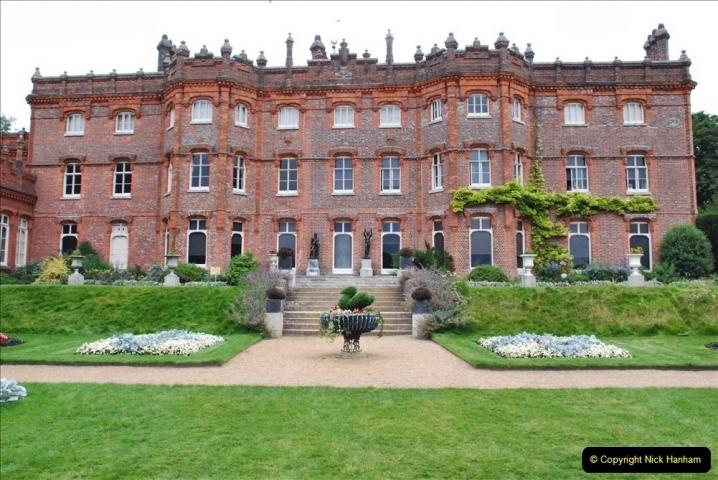 2021-08-20 National Trust Property Visit No.3. Hughenden, Buckinghamshire. (38) 038
