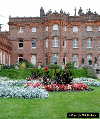 2021-08-20 National Trust Property Visit No.3. Hughenden, Buckinghamshire. (39) 039