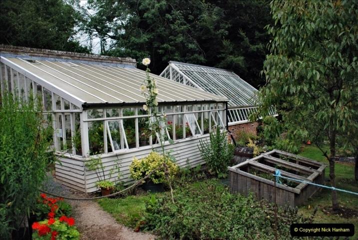 2021-08-20 National Trust Property Visit No.3. Hughenden, Buckinghamshire. (4) 004
