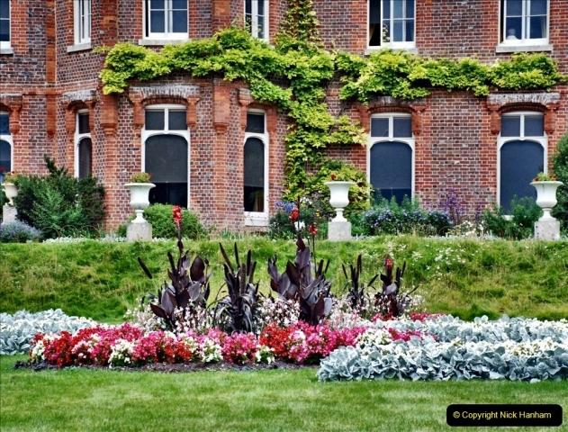 2021-08-20 National Trust Property Visit No.3. Hughenden, Buckinghamshire. (40) 040