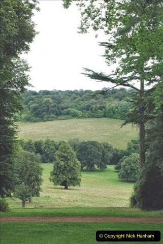 2021-08-20 National Trust Property Visit No.3. Hughenden, Buckinghamshire. (44) 044