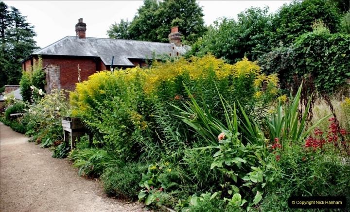 2021-08-20 National Trust Property Visit No.3. Hughenden, Buckinghamshire. (5) 005
