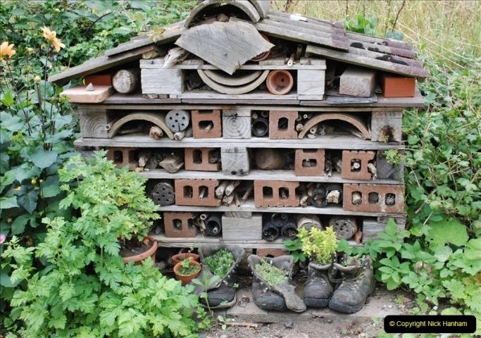 2021-08-20 National Trust Property Visit No.3. Hughenden, Buckinghamshire. (9) 009