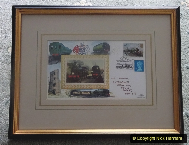 Select Miscellaneous. (306) First Day Cover. Main picture with your Host driving 30053.170