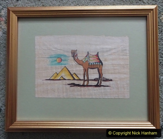 Select Miscellaneous. (312) Papyrus painting. 176