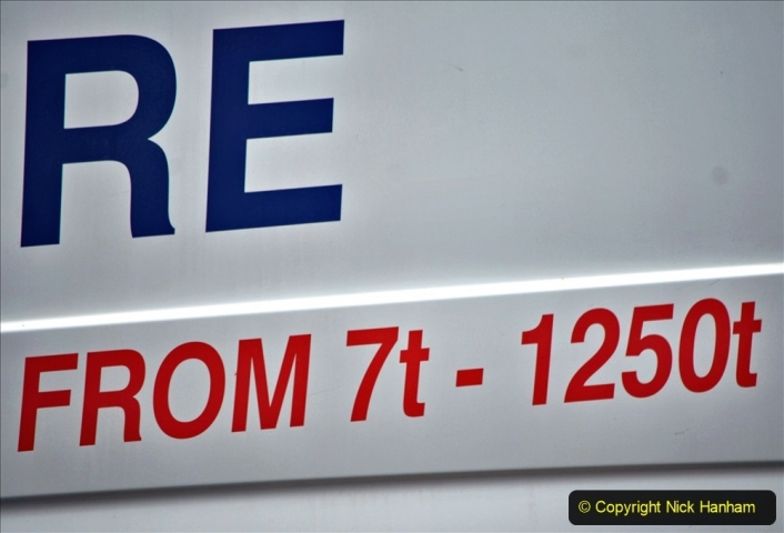 2021-07-30 Poole Hospital Crane Operation. (30) 030