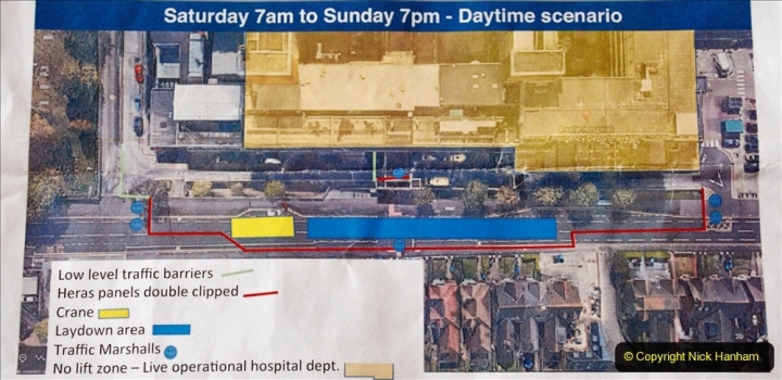 2021-07-30 Poole Hospital Crane Operation. (4) 004