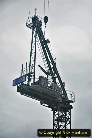 2021-07-31 Poole Hospital Crane Operation. (125) 125