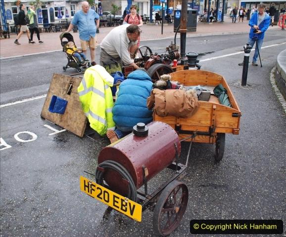 2021-07-24 Mini Steam on Poole Quay, Poole, Dorset. (12) 012