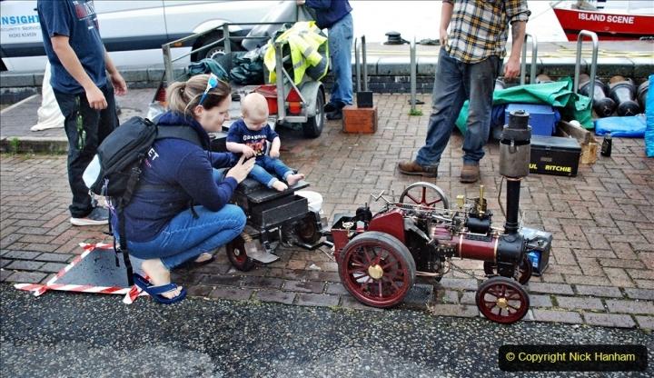 2021-07-24 Mini Steam on Poole Quay, Poole, Dorset. (14) 014