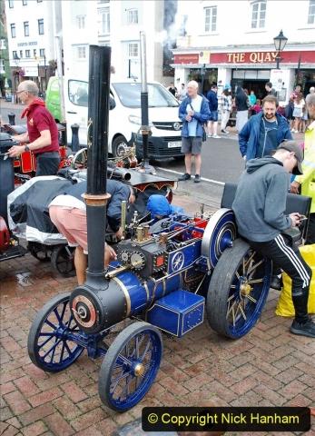 2021-07-24 Mini Steam on Poole Quay, Poole, Dorset. (17) 017