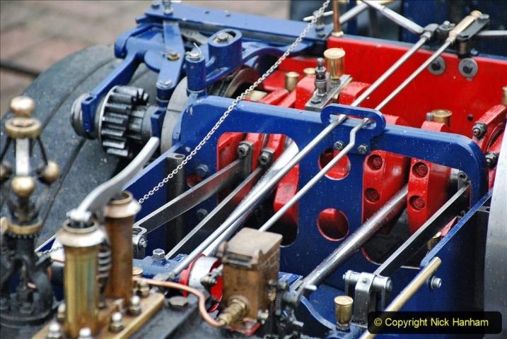 2021-07-24 Mini Steam on Poole Quay, Poole, Dorset. (18) 018