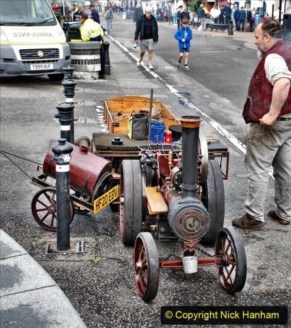 2021-07-24 Mini Steam on Poole Quay, Poole, Dorset. (2) 002