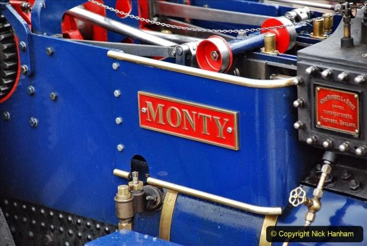 2021-07-24 Mini Steam on Poole Quay, Poole, Dorset. (20) 020