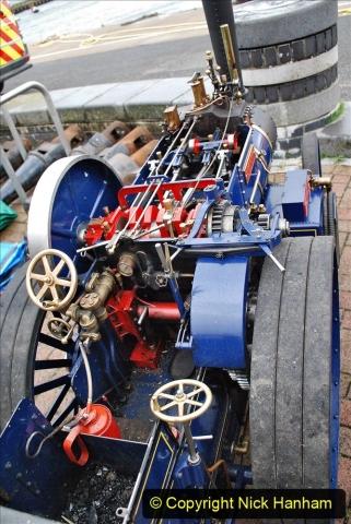 2021-07-24 Mini Steam on Poole Quay, Poole, Dorset. (22) 022