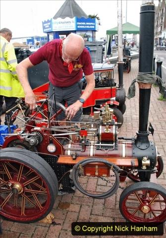 2021-07-24 Mini Steam on Poole Quay, Poole, Dorset. (23) 023