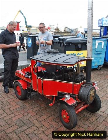 2021-07-24 Mini Steam on Poole Quay, Poole, Dorset. (27) 027