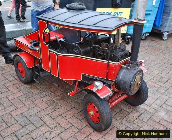 2021-07-24 Mini Steam on Poole Quay, Poole, Dorset. (28) 028