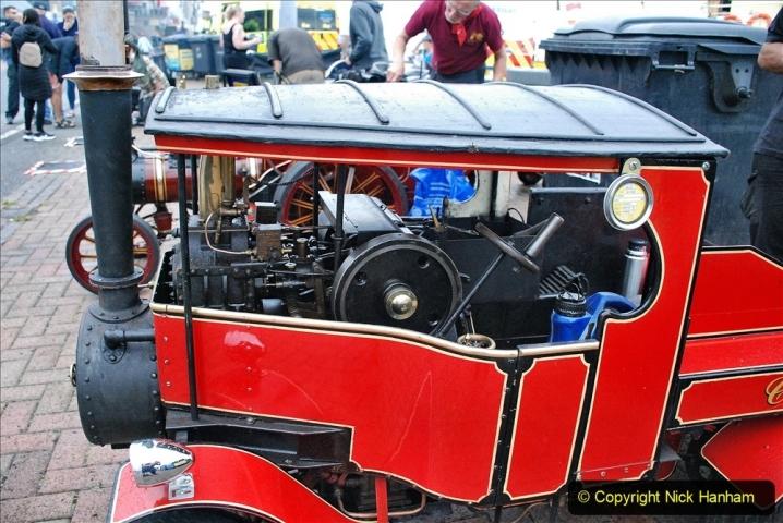 2021-07-24 Mini Steam on Poole Quay, Poole, Dorset. (29) 029