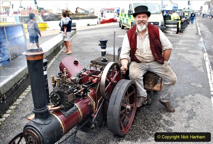 2021-07-24 Mini Steam on Poole Quay, Poole, Dorset. (3) 003