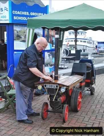 2021-07-24 Mini Steam on Poole Quay, Poole, Dorset. (31) 031