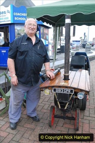 2021-07-24 Mini Steam on Poole Quay, Poole, Dorset. (35) 035