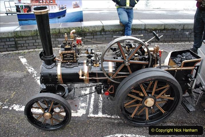 2021-07-24 Mini Steam on Poole Quay, Poole, Dorset. (43) 043