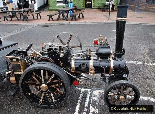 2021-07-24 Mini Steam on Poole Quay, Poole, Dorset. (45) 045