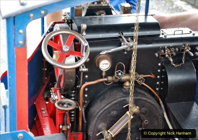 2021-07-24 Mini Steam on Poole Quay, Poole, Dorset. (47) 047