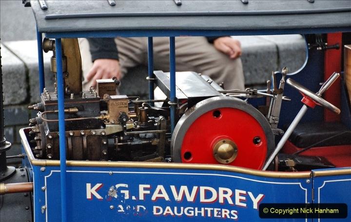 2021-07-24 Mini Steam on Poole Quay, Poole, Dorset. (48) 048