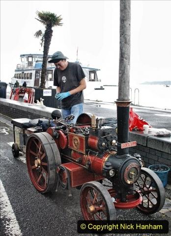 2021-07-24 Mini Steam on Poole Quay, Poole, Dorset. (49) 049