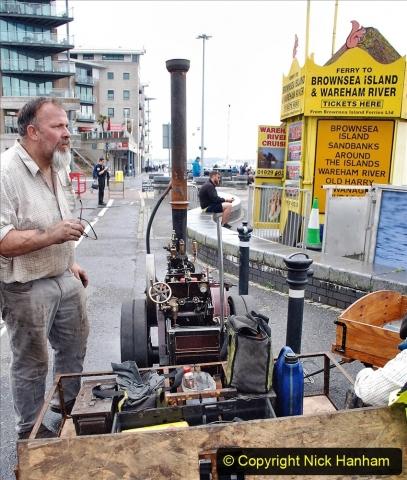 2021-07-24 Mini Steam on Poole Quay, Poole, Dorset. (8) 008