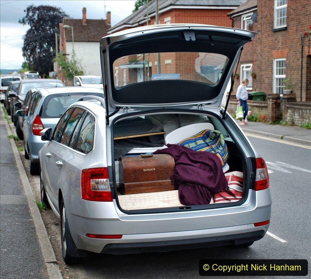 2021-06-10 to 12 Thame, Oxfordshire. (13) 111