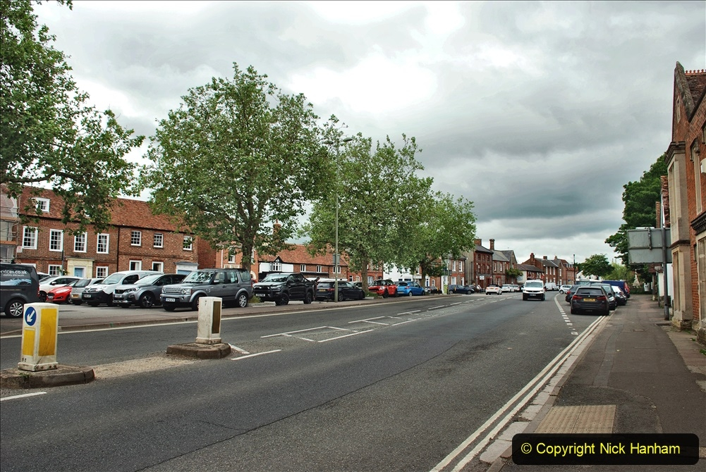 2021-06-10 to 12 Thame, Oxfordshire. (2) 100