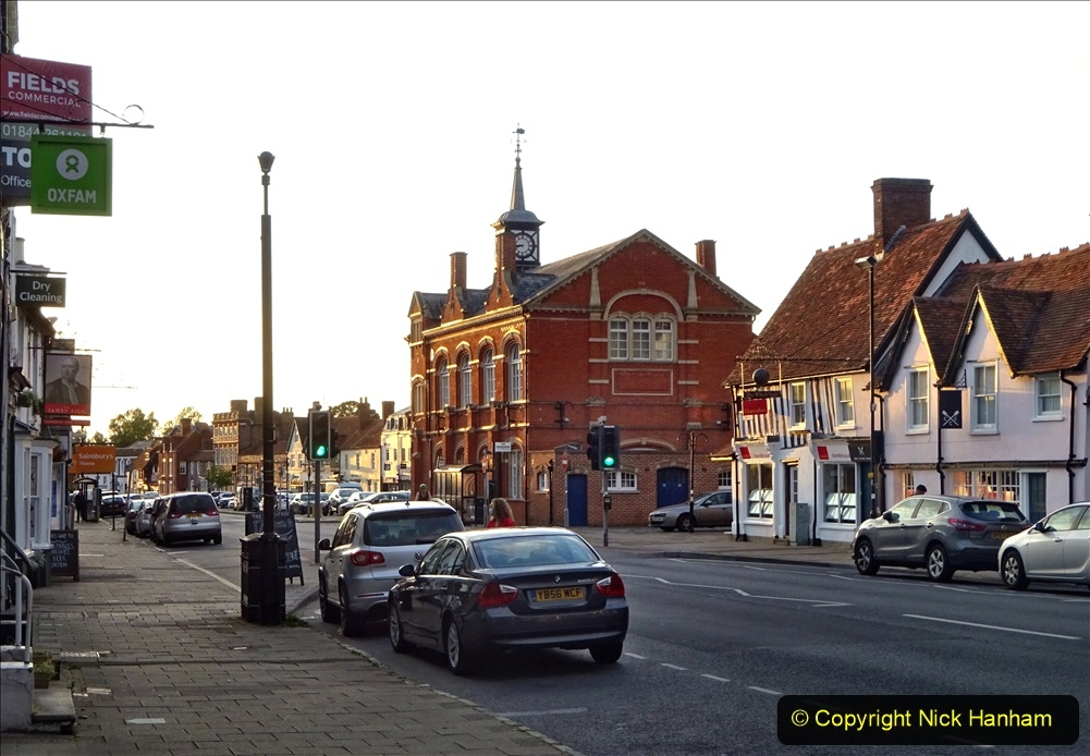 2021-06-10 to 12 Thame, Oxfordshire. (4) 102