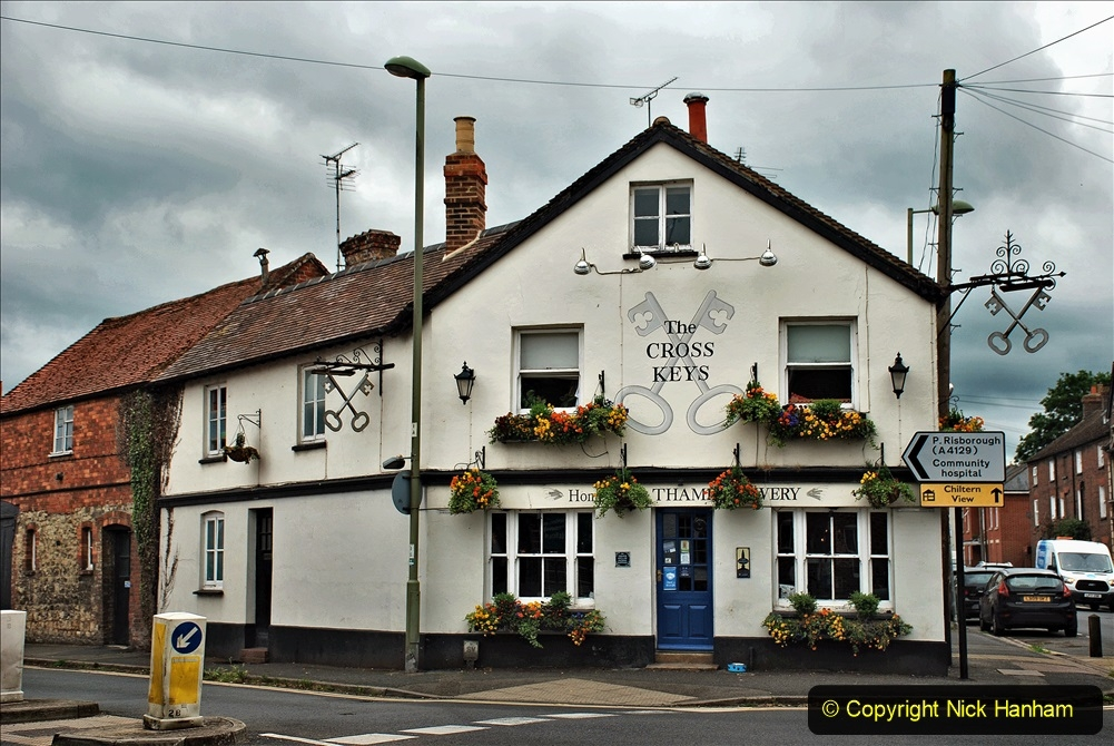 2021-06-10 to 12 Thame, Oxfordshire. (8) 106