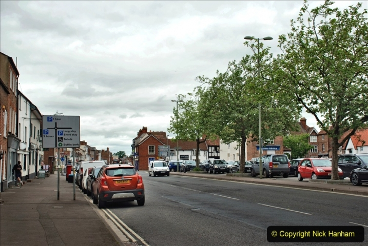 2021-06-10 to 12 Thame, Oxfordshire. (1) 099