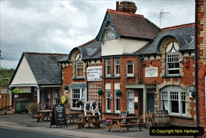 2021-06-10 to 12 Thame, Oxfordshire. (16) 114