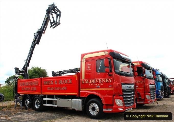 2021-06-26 The Devon Truck Show. (116) 116