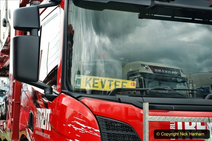 2021-06-26 The Devon Truck Show. (250) Follow KEVTEE on You Tube. 250