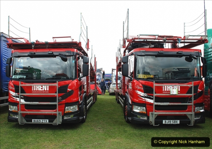 2021-06-26 The Devon Truck Show. (252) Follow KEVTEE on You Tube. 252