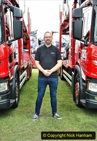 2021-06-26 The Devon Truck Show. (257) Follow KEVTEE on You Tube. 257