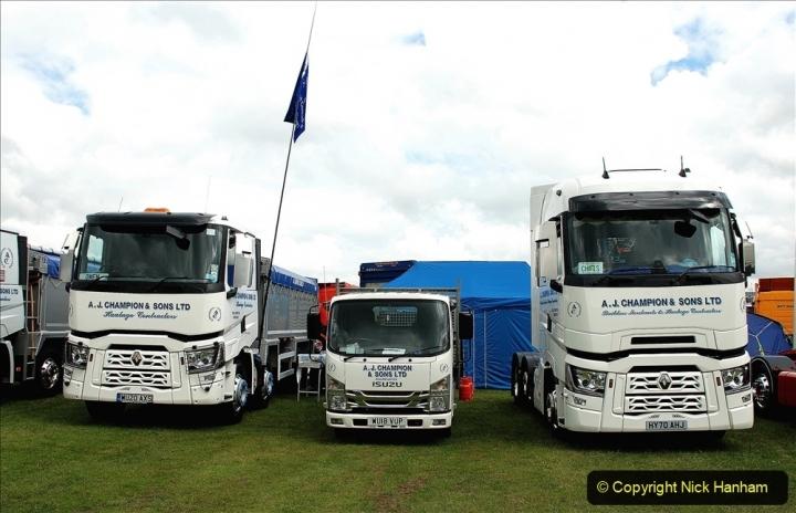 2021-06-26 The Devon Truck Show. (274) 274