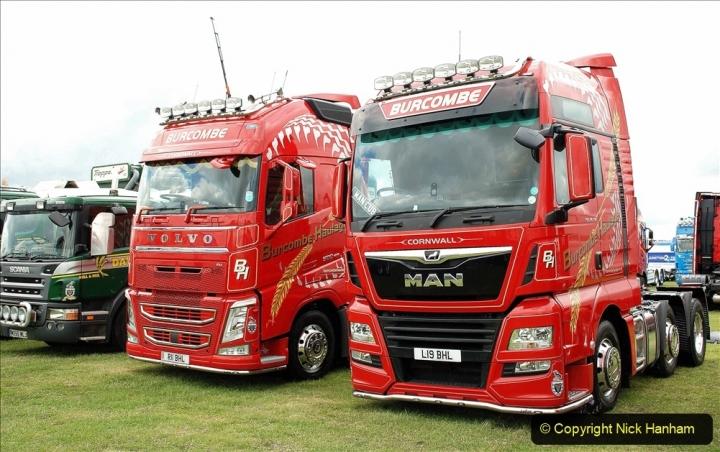 2021-06-26 The Devon Truck Show. (299) 299