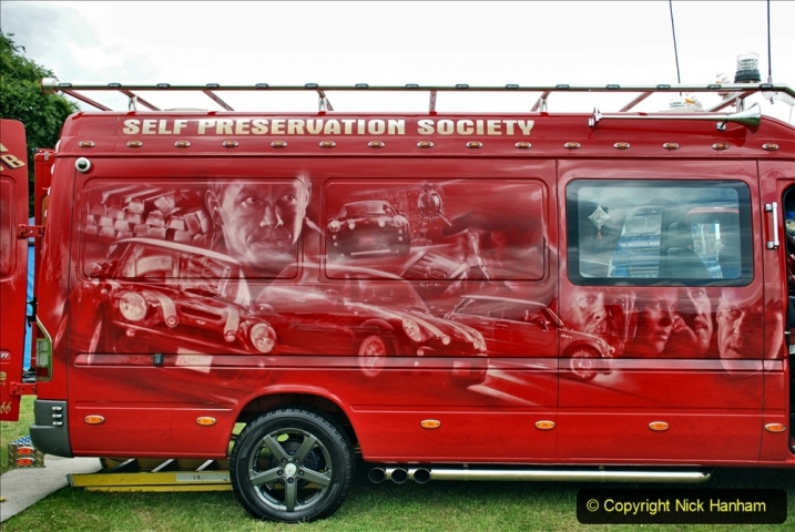 2021-06-26 The Devon Truck Show. (393) The Italian Job. 393