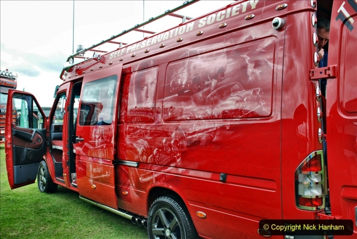 2021-06-26 The Devon Truck Show. (398) The Italian Job. 398