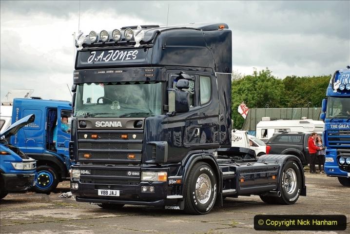 2021-06-26 The Devon Truck Show. (607) Truck Parade. 607