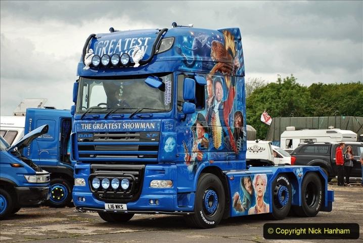 2021-06-26 The Devon Truck Show. (608) Truck Parade. 608