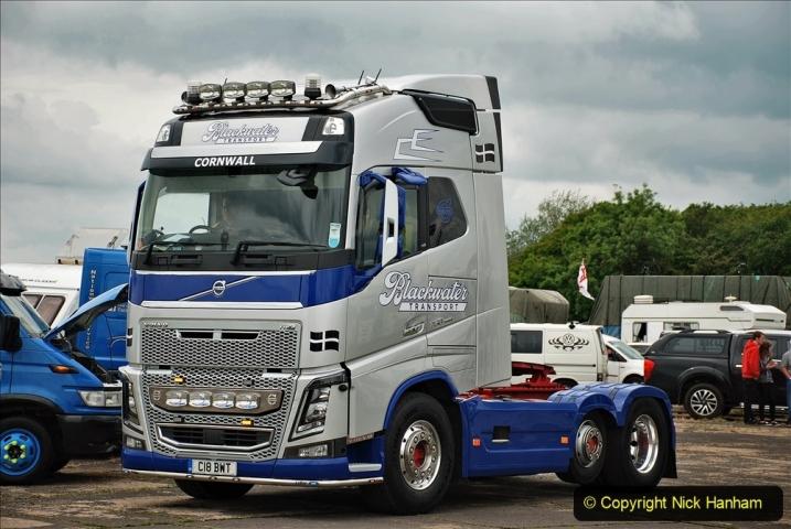 2021-06-26 The Devon Truck Show. (610) Truck Parade. 610